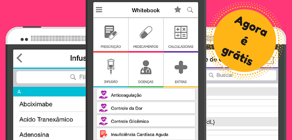 Apps Médicos - Clinical Decision - Whitebook