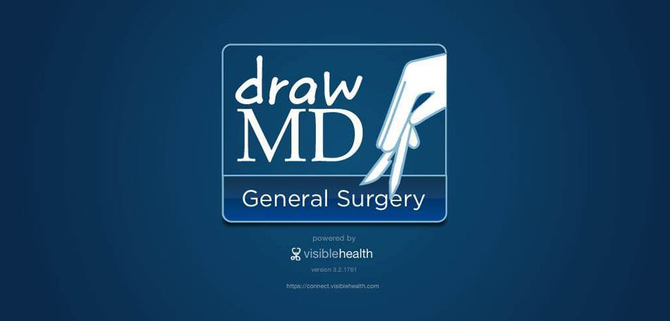 Aplicativos Médicos - drawMD General Surgery