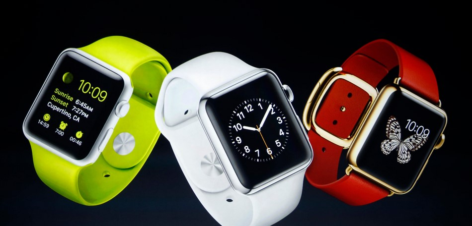 iPhone 6 e iWatch para médicos