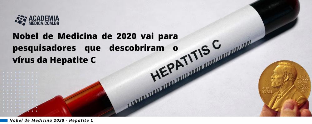 Nobel de Medicina de 2020 vai para pesquisadores que descobriram o vírus da Hepatite C
