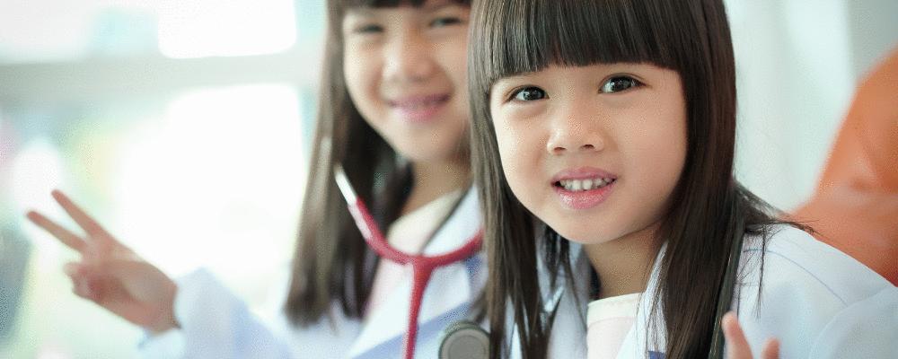 Dia do médico: Sonho de infância? Não, mas a vida tem seus caminhos...