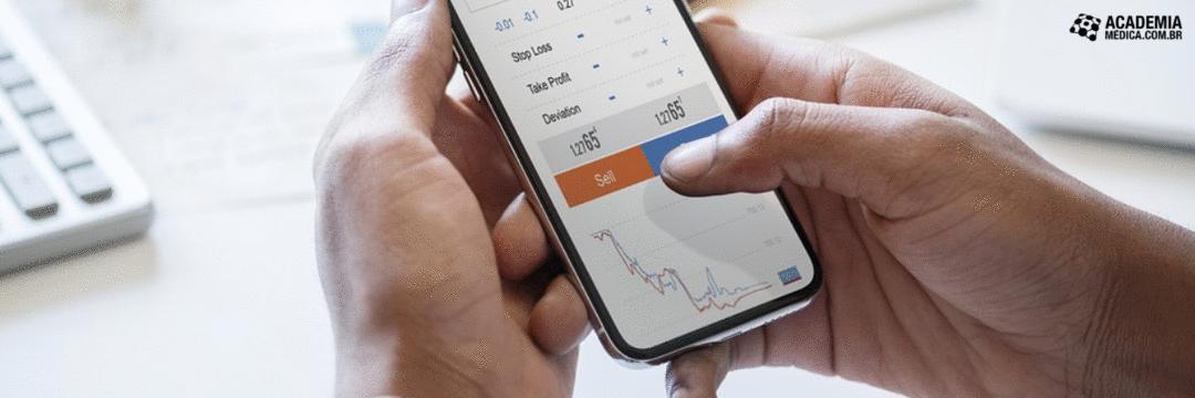 Enriquecendo com saúde: 8 aplicativos para acompanhar a bolsa de valores no celular