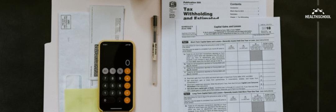 Enriquecendo com saúde: imposto de renda em caso de lucro nas operações com opções