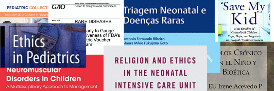 Livros de Ética Médica em Pediatria