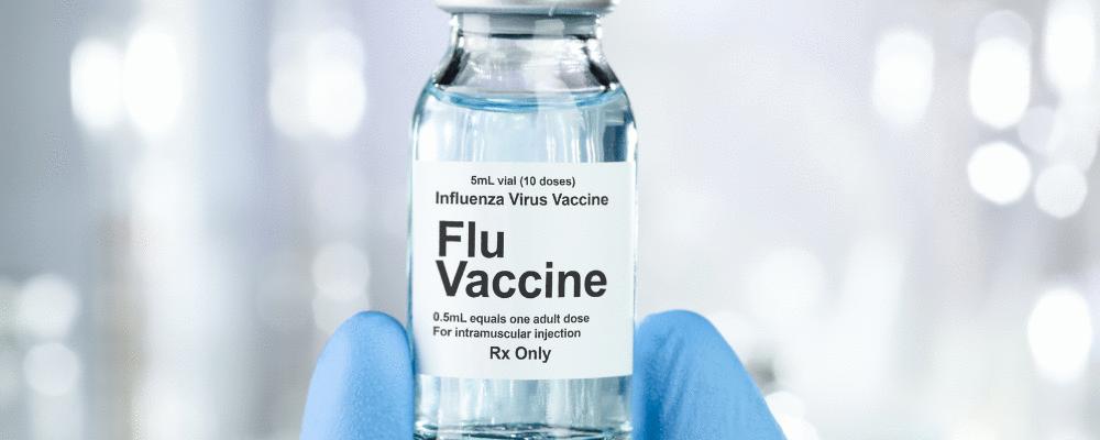 Vacinas para gripe de mRNA passam por testes