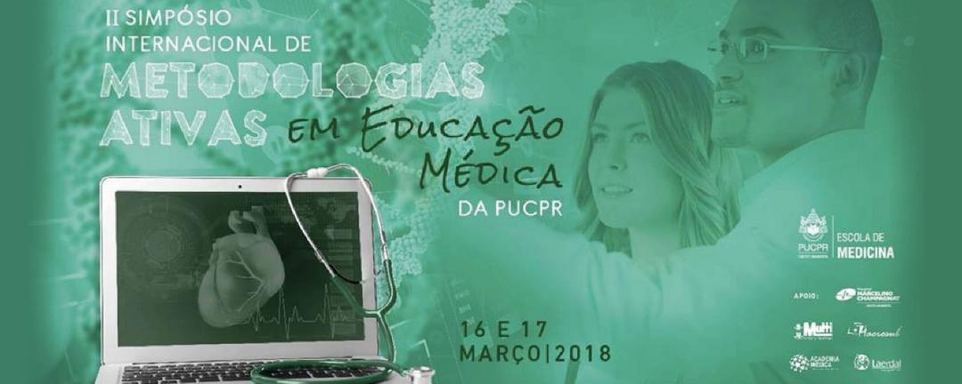 Metodologias Ativas em Educação Médica - Curitiba, 16 e 17 de março