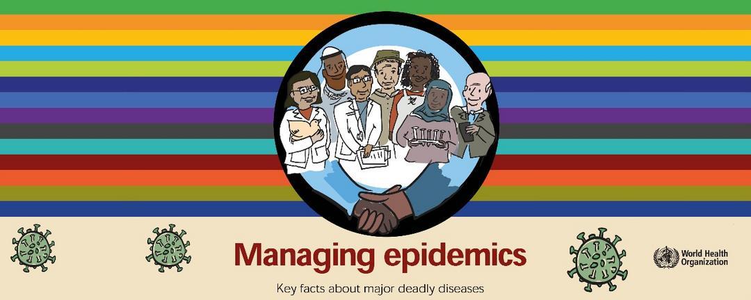 Managing Epidemics - Livro Gratuito da Organização Mundial de Saúde