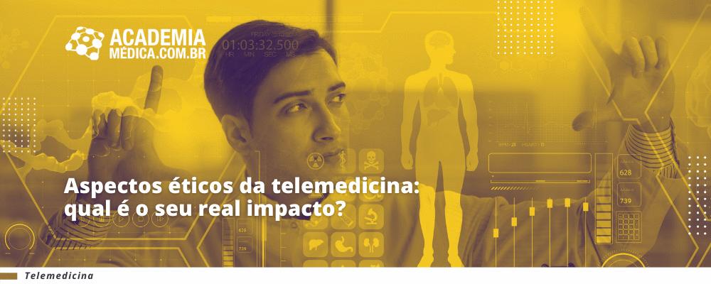Aspectos éticos da telemedicina
