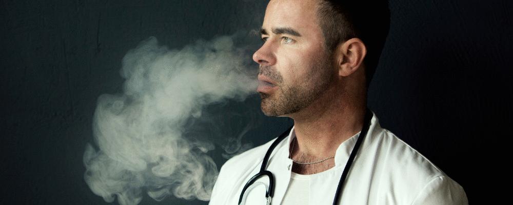 Médicos devem ser exemplos de saúde?