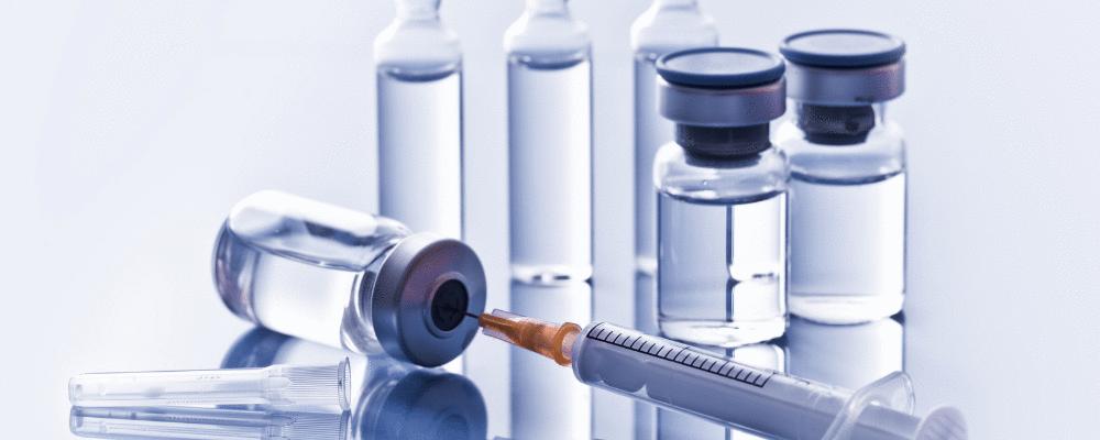 Corrida das vacinas COVID-19 - Atualização semanal