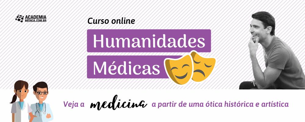 Curso Humanidades Médicas: saúde e doença na história e nas artes