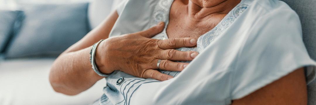 Pacientes que tiveram AVC têm mais risco de infarto