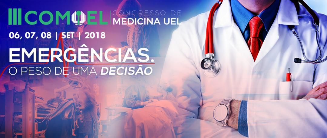 III COMUEL - Congresso de Medicina da Universidade Estadual de Londrina (UEL)
