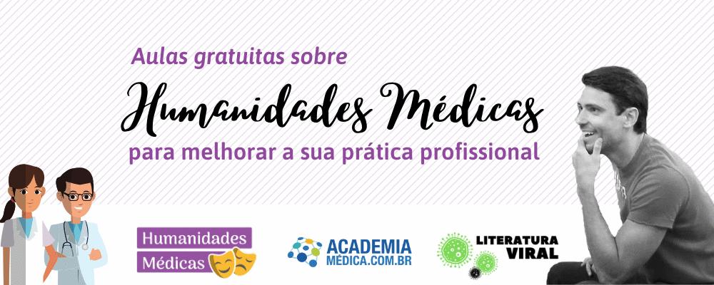 Aulas gratuitas sobre Humanidades Médicas