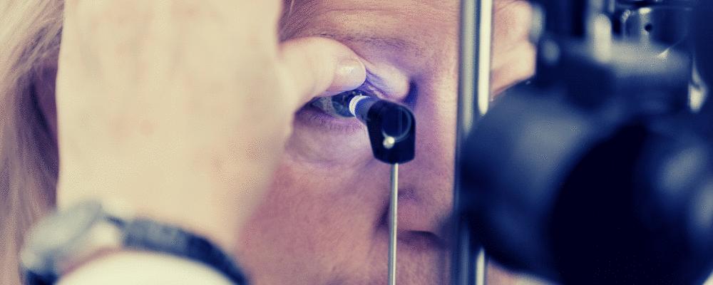 Dia nacional do combate ao glaucoma - 26 de maio