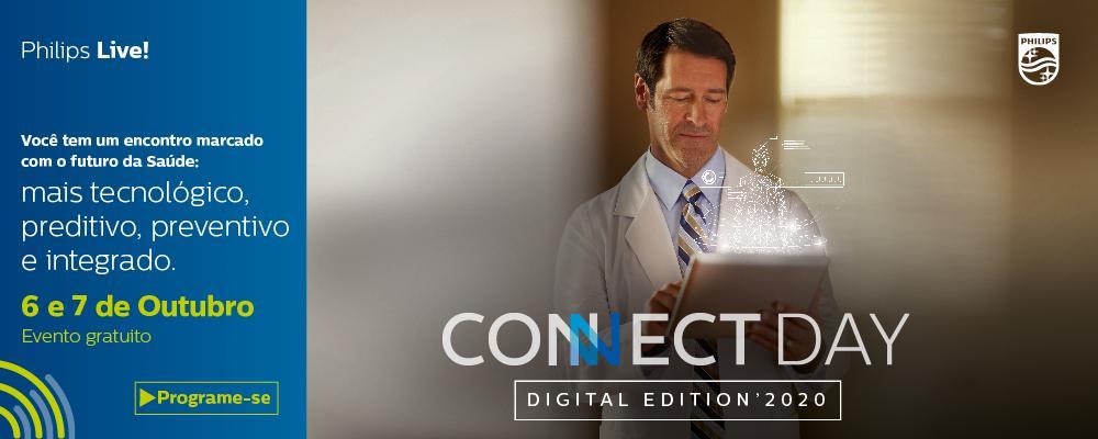 Philips promove evento para falar sobre o futuro da saúde digital