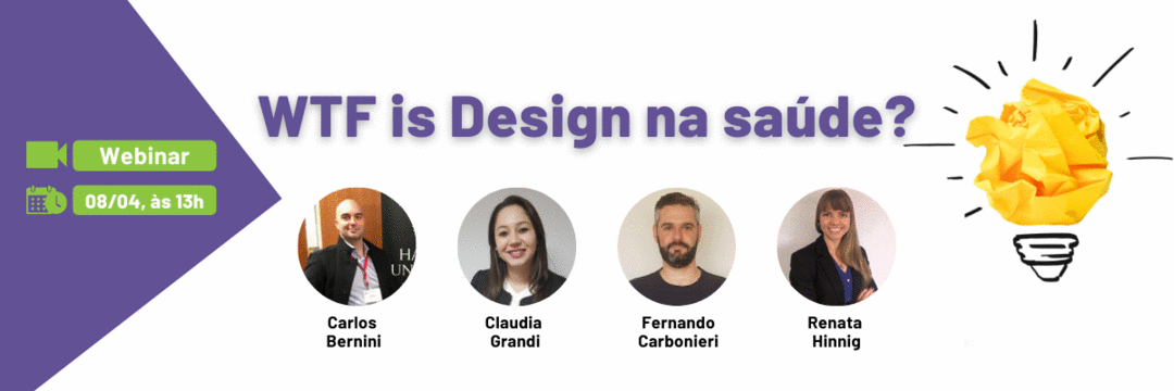 WTF is design na saúde?