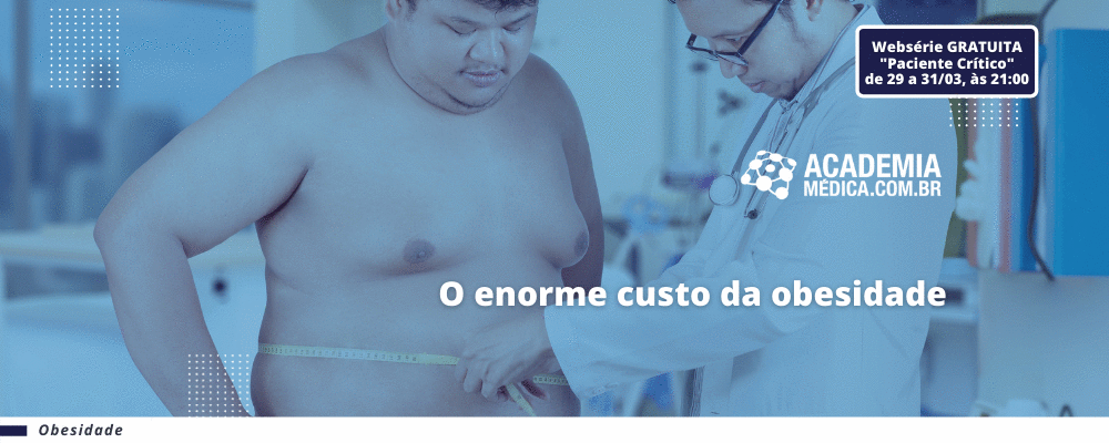 O enorme custo da obesidade