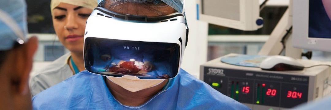 A importância da realidade virtual na Saúde Digital