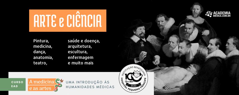 Novo curso A Medicina e as Artes: uma introdução às Humanidades Médicas