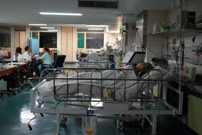 Parâmetros para unidades de terapia intensiva e cuidados intermediários
