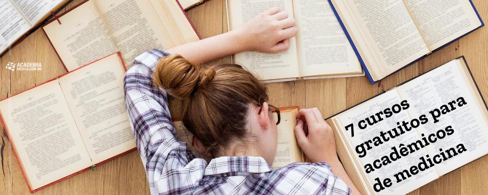 Hora de salvar o semestre: 7 cursos gratuitos para acadêmicos de Medicina
