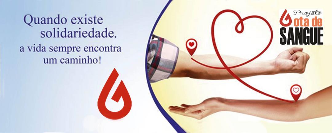 Como garantir o estoque de bancos de sangue em uma região carente do Brasil