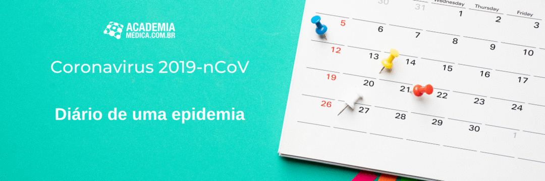 Diário de atualizações sobre o Coronavirus (2019-nCoV)