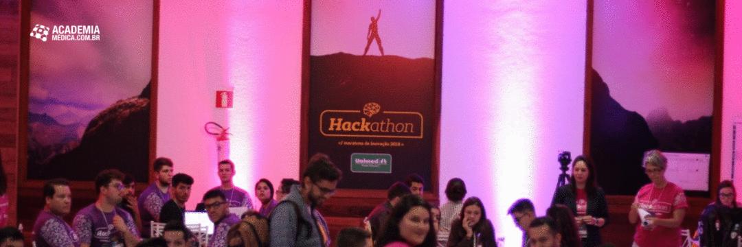 Maratona Unimed PG: Diário de bordo de um Hackathon para mudar a Saúde