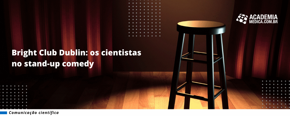 Bright Club Dublin: os cientistas no stand-up comedy