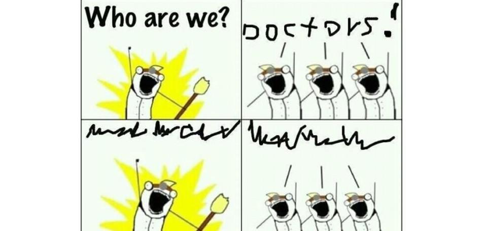 Por que médicos escrevem tão mal?