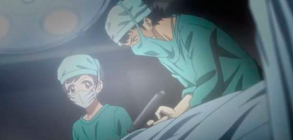 Procrastinação Médica - Anime japonês sobre um Super Médico