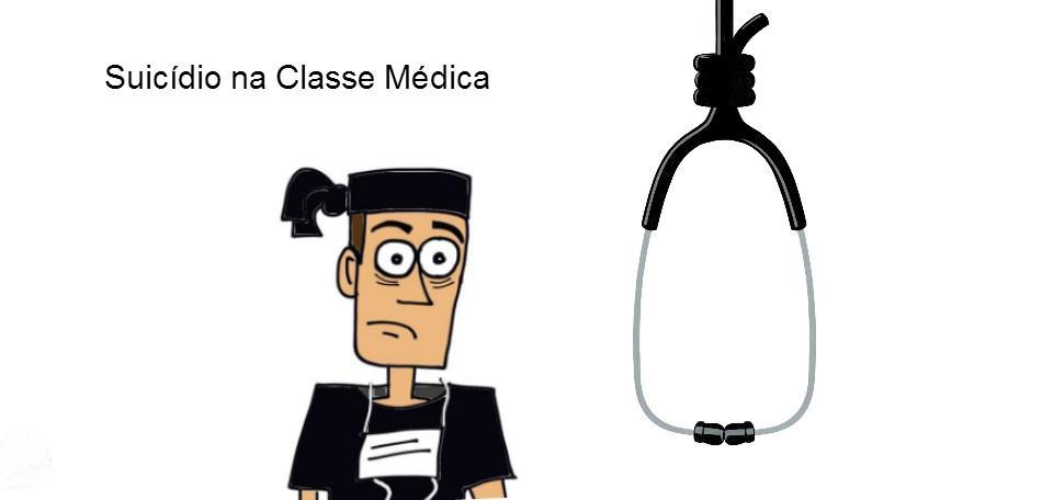 Um Dia Sem Mim – O Suicídio na Classe Médica