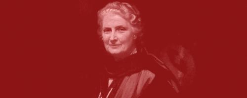 Maria Montessori: educar é o melhor remédio! - Parte 1