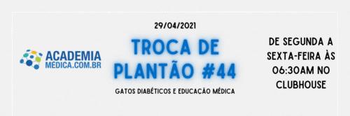 TP #44: Gatos diabéticos e educação médica