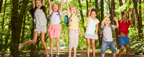 O papel da natureza na recuperação da saúde e bem-estar das crianças e adolescentes durante e após a pandemia