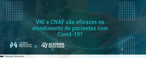 A VENTILAÇÃO NÃO INVASIVA X CATETER DE ALTO FLUXO NA COVID-19