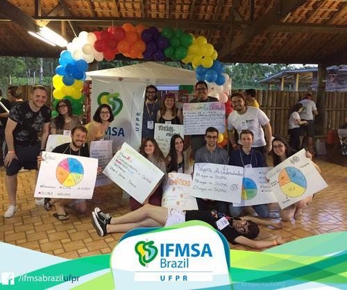 Parodiando Roberto Carlos: são tantas moções – e emoções! Na IFMSA Brazil
