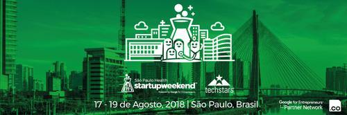 Startup Weekend São Paulo Health - 25% OFF com o código AcademiaSW