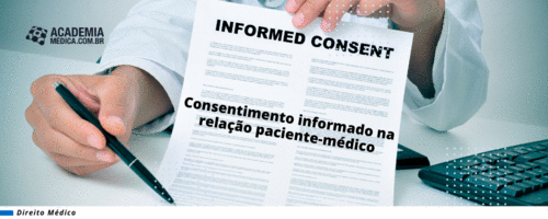 Consentimento informado na relação paciente-médico