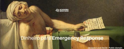 Dinheiro para Emergency Response