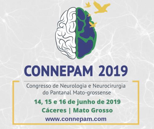 Congresso de Neurologia e Neurocirurgia do Pantanal Mato-grossense (CONNEPAM 2019)