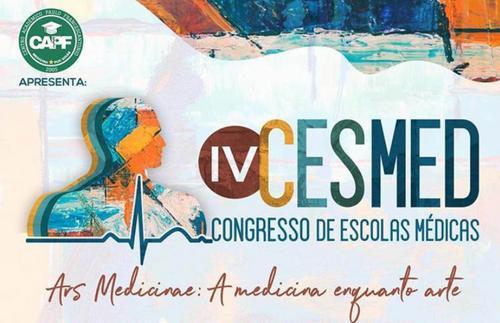 IV CESMED - Ars, medicinae: a Medicina enquanto arte