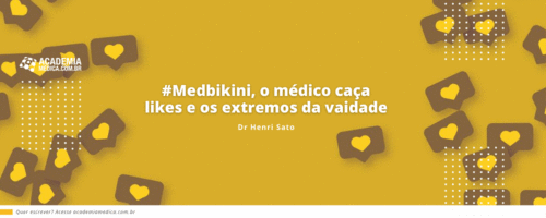 #Medbikini, o médico caça likes e os extremos da vaidade