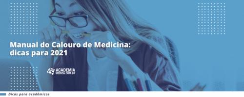 Manual do Calouro de Medicina: dicas para 2021