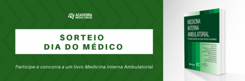 Sorteio do livro Medicina Interna Ambulatorial