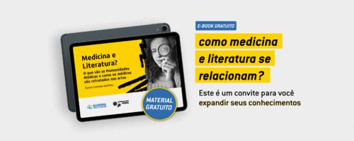E-BOOK: Como medicina e literatura se relacionam?