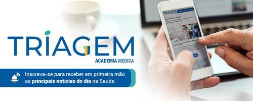 Triagem. A newsletter da Academia Médica