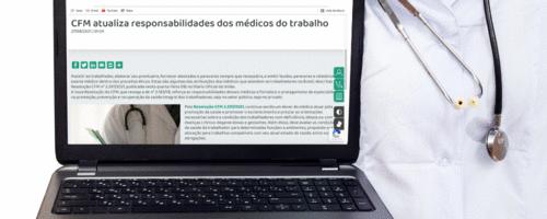 Médico do trabalho: saiba o que mudou com a Nova Resolução do CFM
