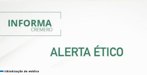CRM - Rondônia emite nota sobre